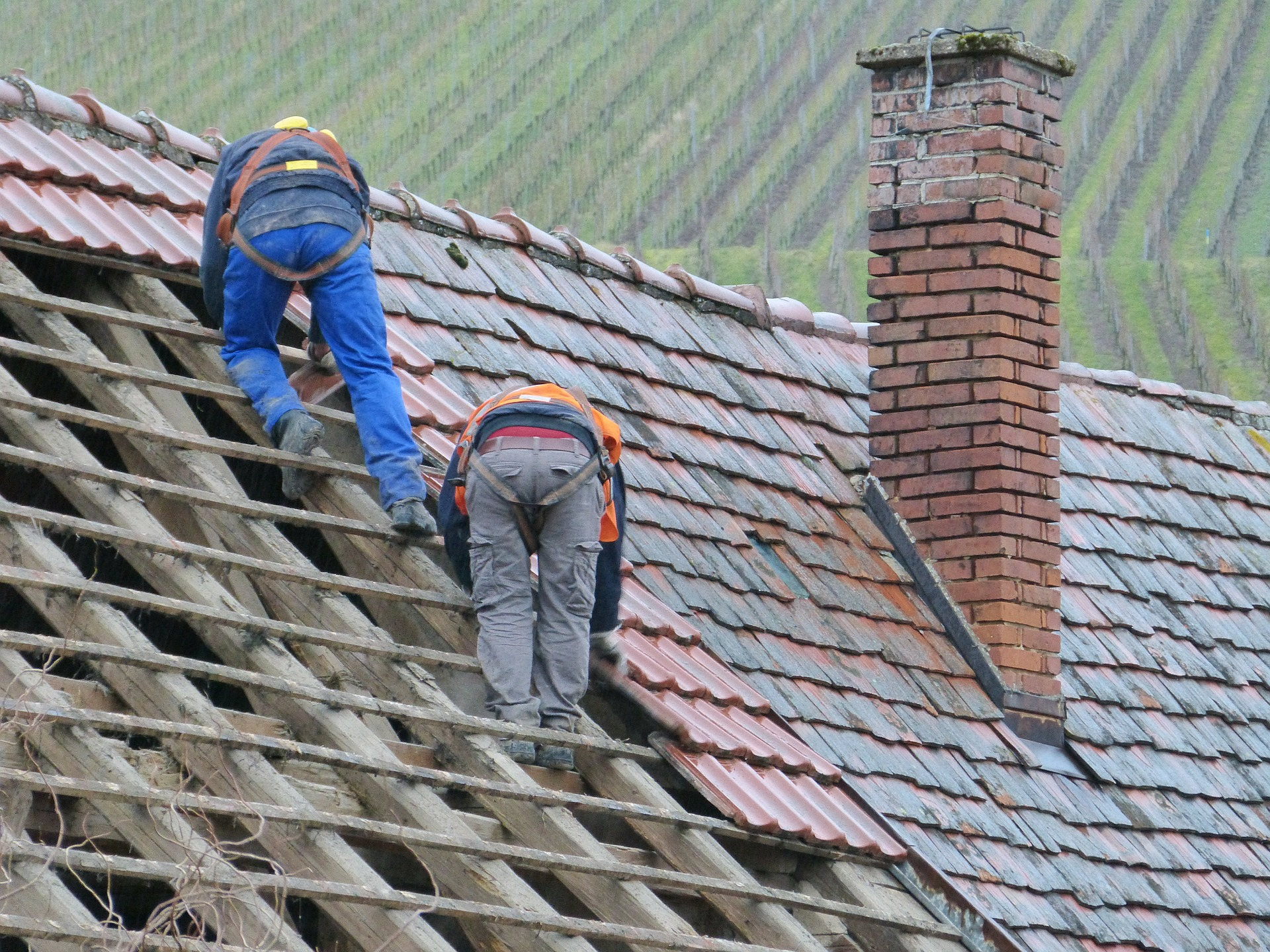 Residential Construction Roofing